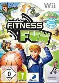 Descargar Family Party Fitness Fun [MULTI5][WII-Scrubber] por Torrent